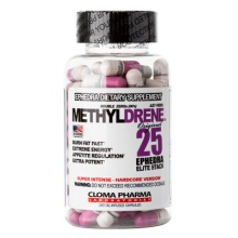 Жиросжигатель  Cloma Pharma   Methyldrene Elite 100 cap