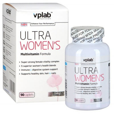 Витамины VPLab Ultra Women`s Multivitamin Formula 90 капс