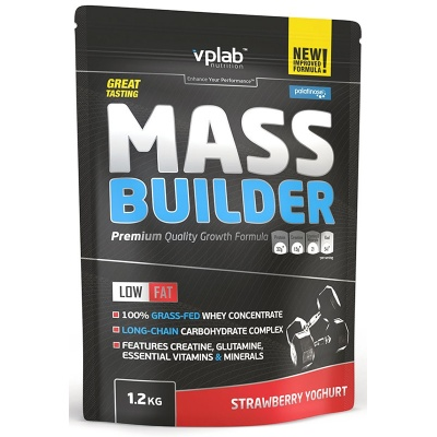 Гейнер VPLab Mass Builder 1200гр