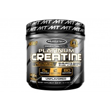 Креатин MuscleTech Platinum 100% Creatine 400 гр