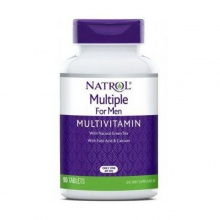 Витамины Natrol Multiple for Men Multivitamin 90 табл.