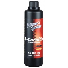 Л-карнитин Power System L-Carnitine Fire 500 мл